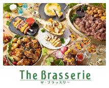All-Day Dining The Brasserie