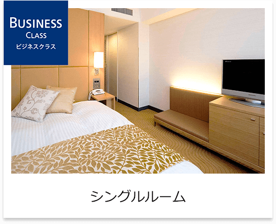 Business Class Single Room