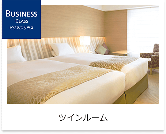 Business Class Twin Room