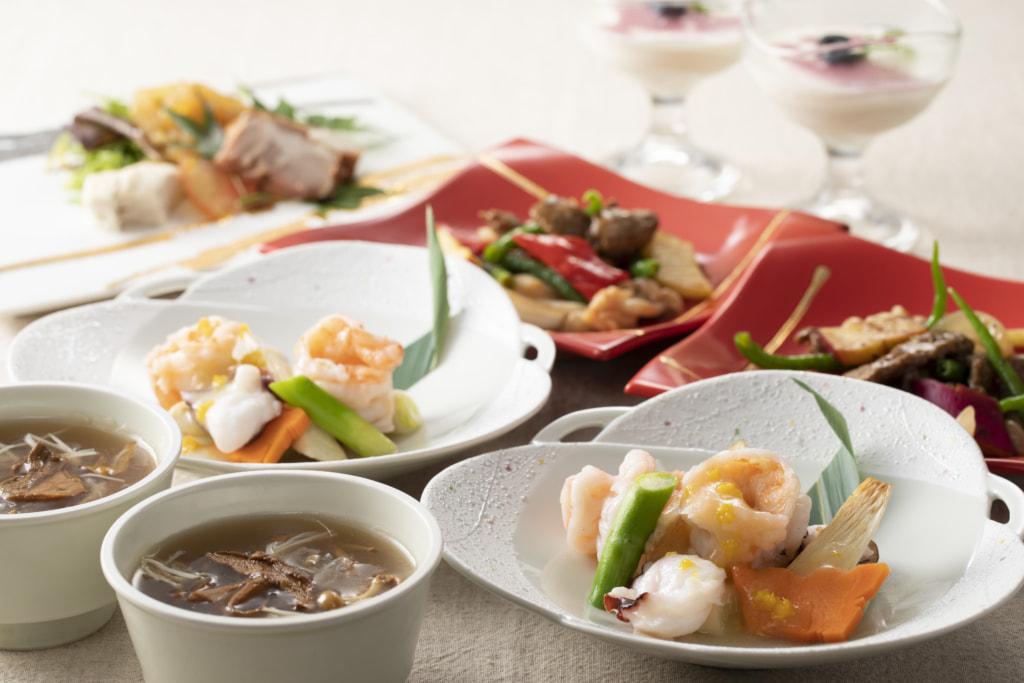 中華料理「桃李」